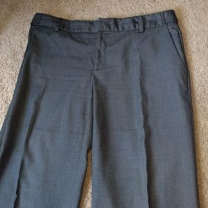 ** 2 FOR $30 ** Merona Grey/Blue work trousers